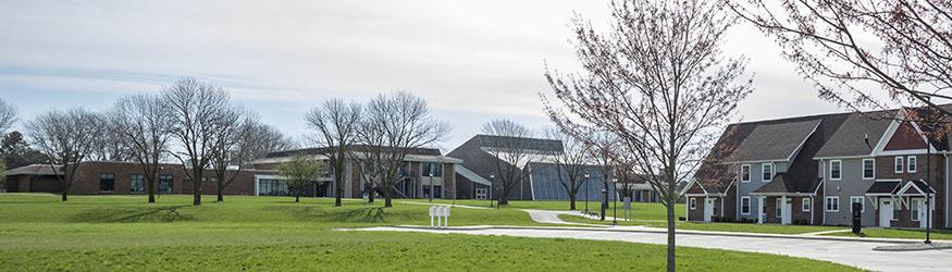 photo of lake campus