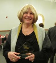 Lake Campus Dean Receives Chamber of Commerce Achievement Award - Photo Courtesy of The Daily Standard.